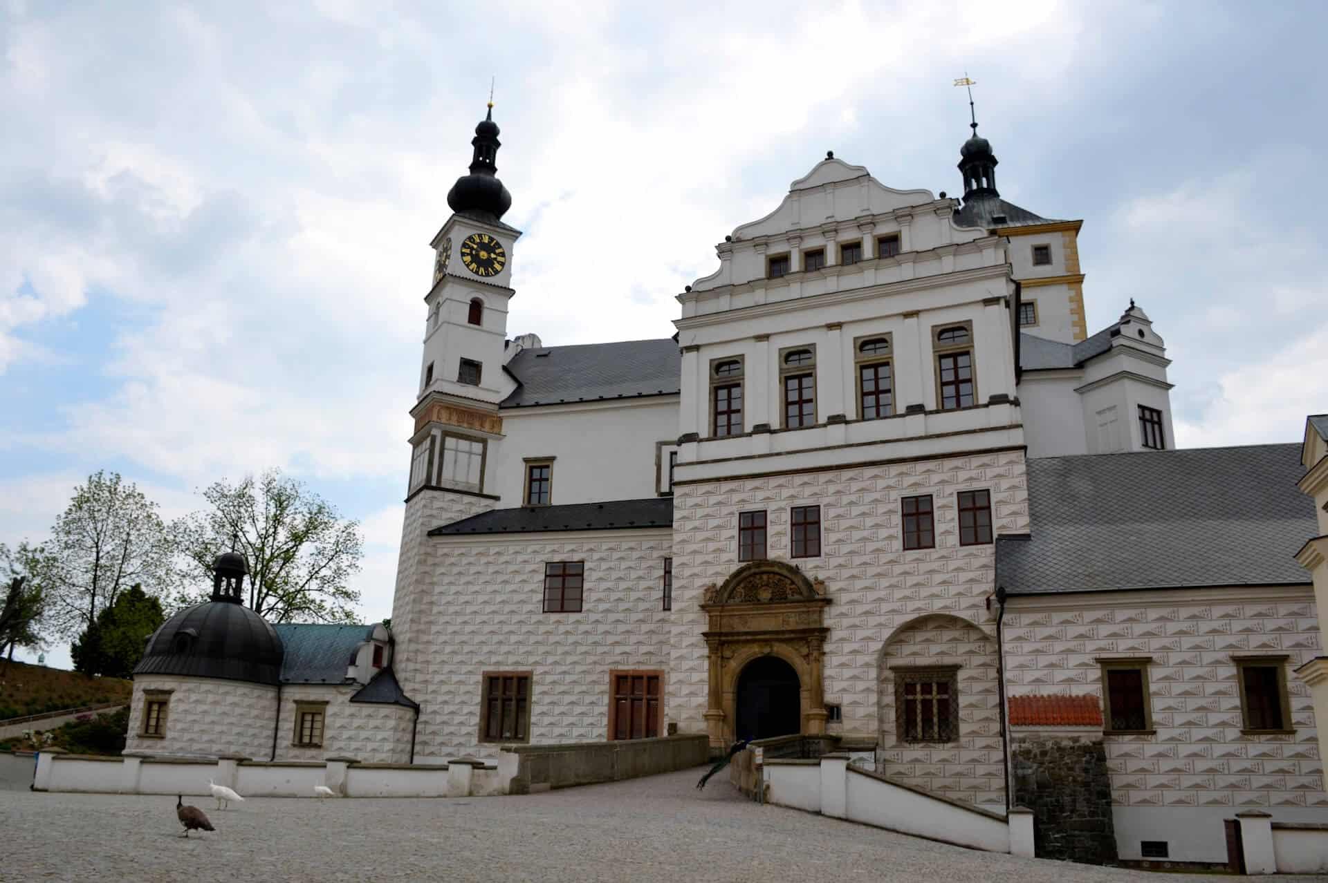 Svatební místo Zámek Pardubice