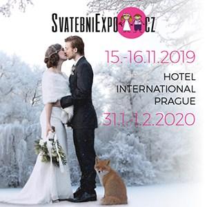 Svatební EXPO 15.-16.11.2019 a 31.1.-1.2.2020