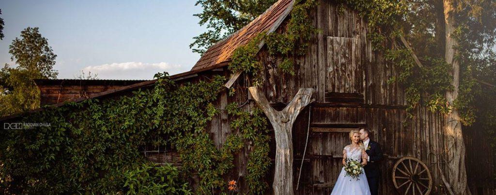 Ekofarma Sádky - nominované svatební místo
