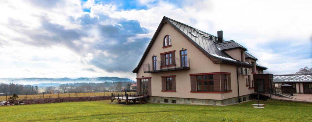 Grunt No. 135 Grodziszcz - nominované svatební místo