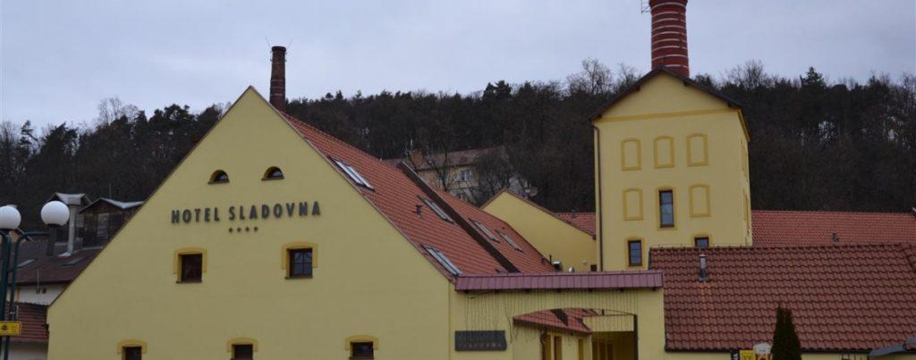 Hotel Sladovna - nominované svatební místo