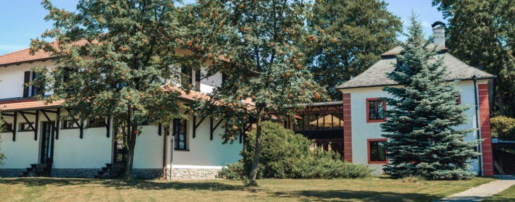 Resort mlýn Černovice - nominované svatební místo