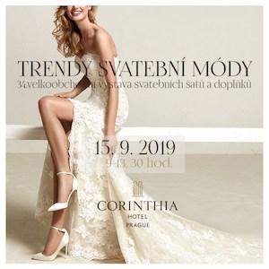 Trendy svatební módy podzim 2019