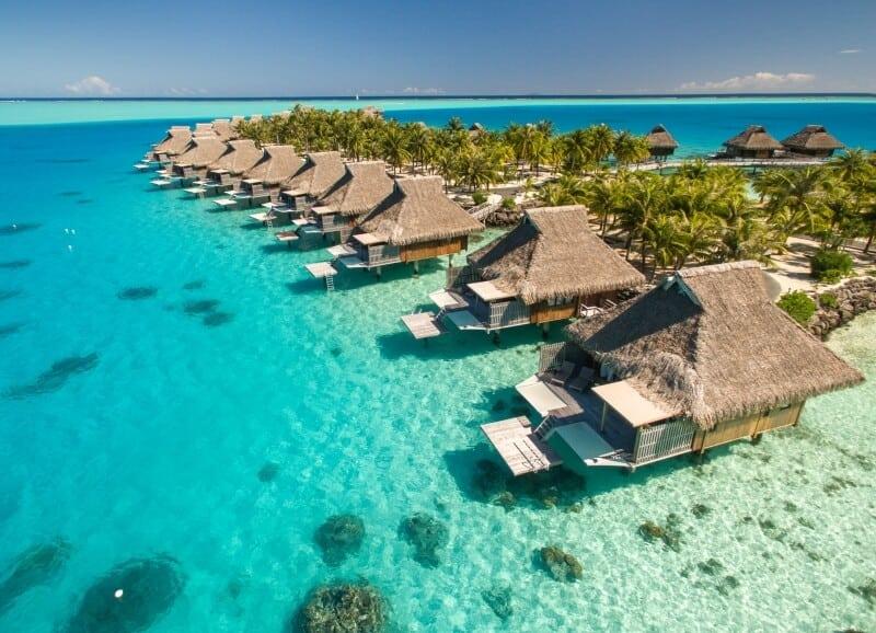 Dovolená Snů - luxus na Bora Bora