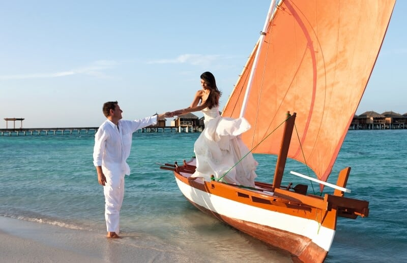 Dovolená Snů- romantická svatba