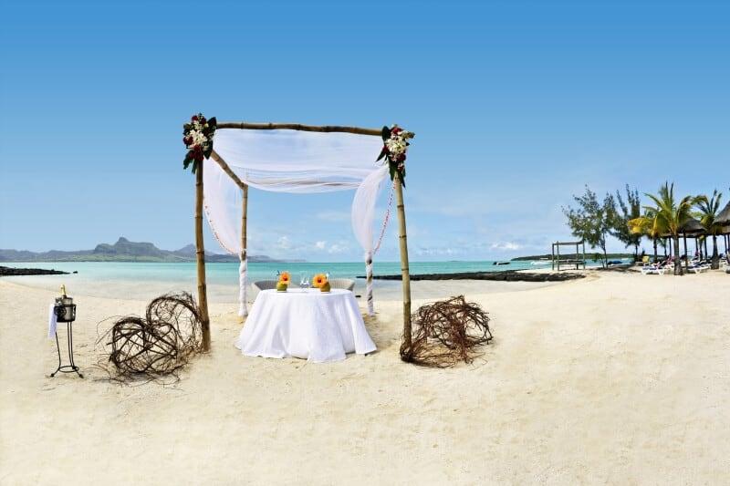 Dovolená Snů- svatba na Mauriciu