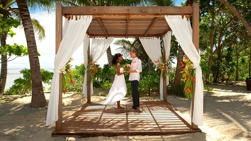 Dovolená Snů- svatba na Seychelch