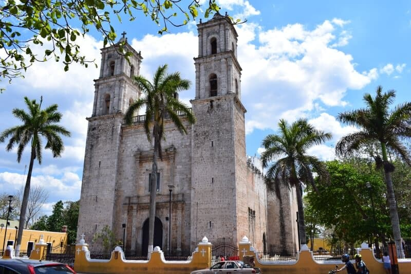 Dovolená snů Památky v Mexiku