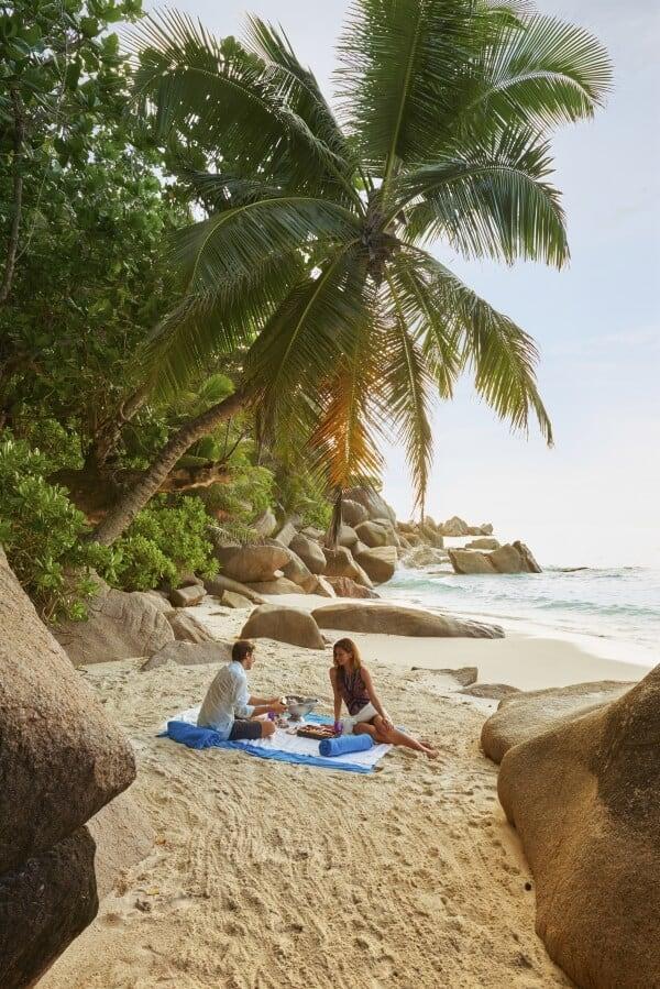 Dovolená snů Typické Seychely