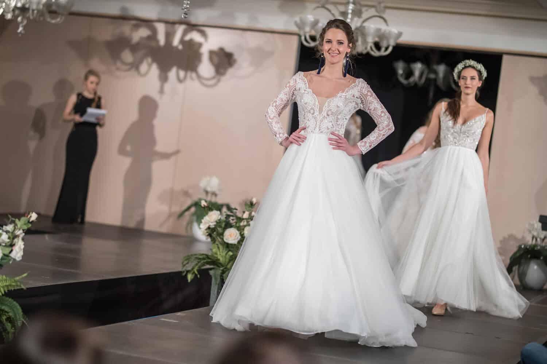 Svatební EXPO 2019 a 2020, přehlídky svatebních šatů