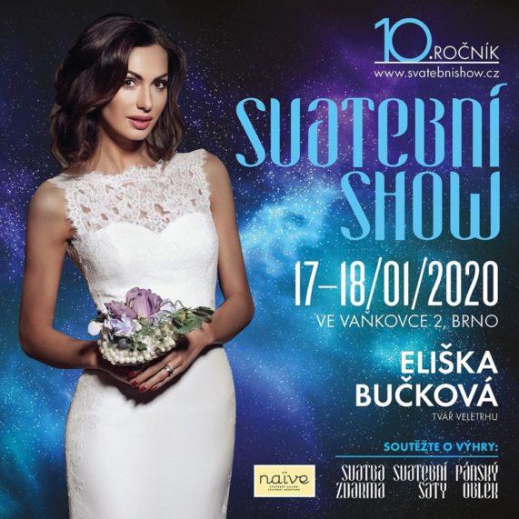 Svatební show Brno Vaňkovka 17.-18.ledna 2020