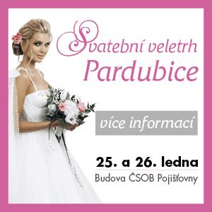 Svatební veletrh Pardubice 25. – 26.1. 2020