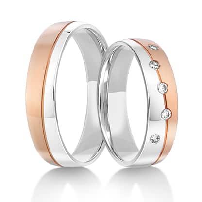 Snubní prsteny Rýdl 119 02