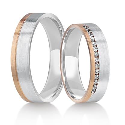Snubní prsteny Rýdl 295 02 PINK E