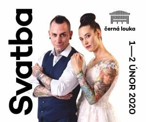Svatební veletrh Ostrava 1. - 2. února 2020