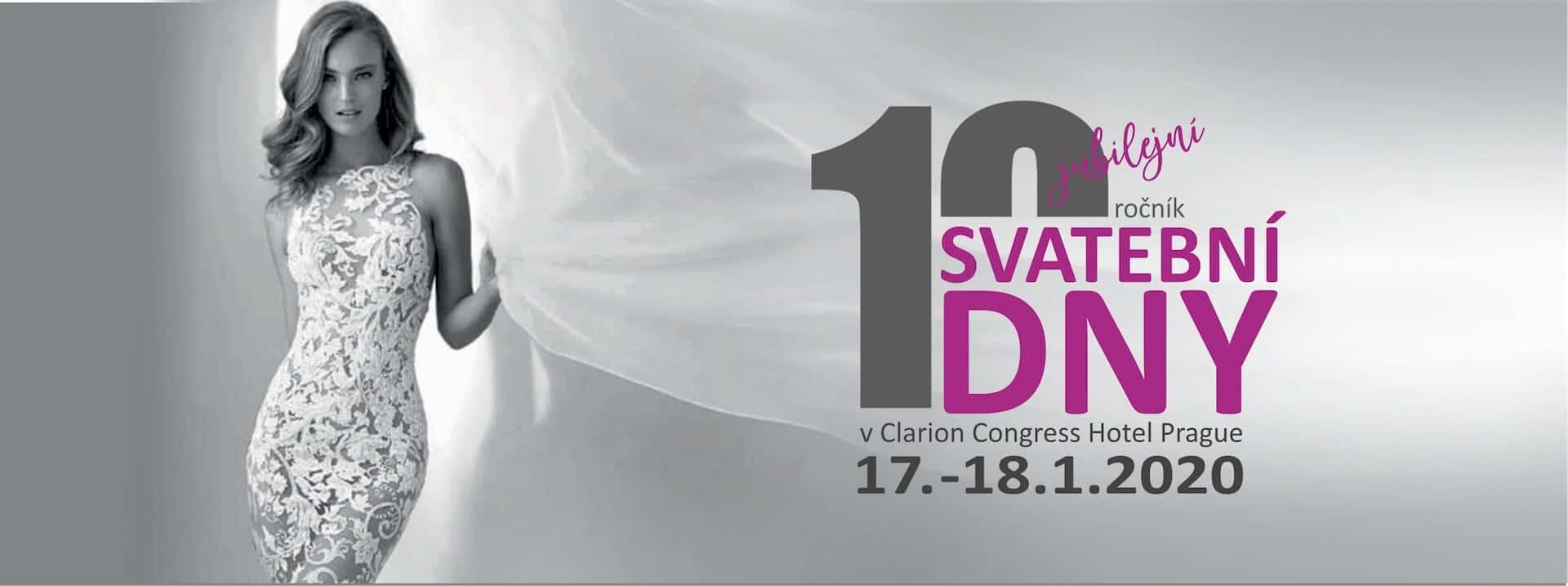 Svatební DNY Praha 17. - 18. 1. 2020