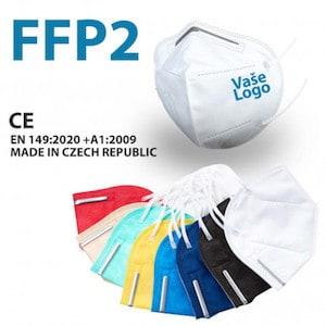 Nejen pro svatbu v těžkých časech - český respirátor FFP2 s 95% ochranou