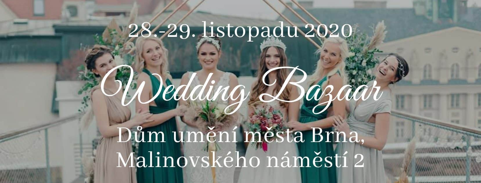 Wedding Bazaar - svatební inspirace jinak...