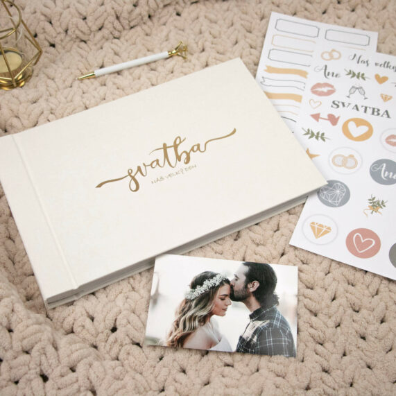 "Lovelu - svatební fotoalbum ""svatba"""